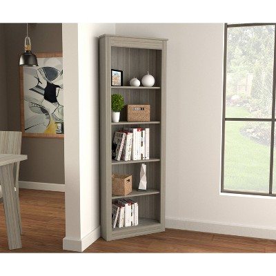 5 Level Corner Bookshelf  - Inval