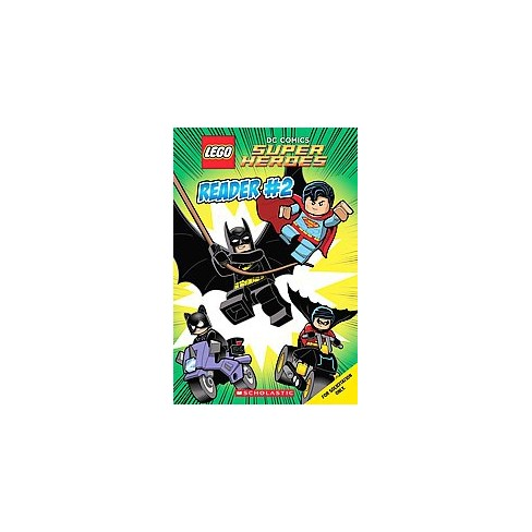Carnival Capers! - (Lego DC Super Heroes) by  Eric Esquivel (Paperback) - image 1 of 1