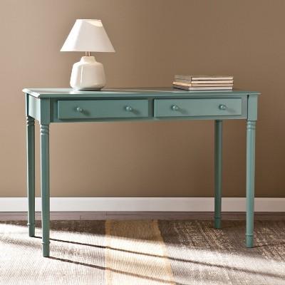 2 drawer writing desk agate green aiden lane target rh target com darley writing desk target white writing desk target
