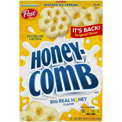Breakfast Cereal: Honeycomb