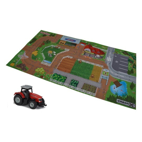 Dickie Toys Majorette Farm Playmat image number null