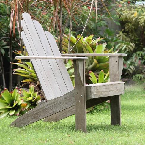 Sherwood Teak Adirondack Chair - Cambridge Casual - image 1 of 4