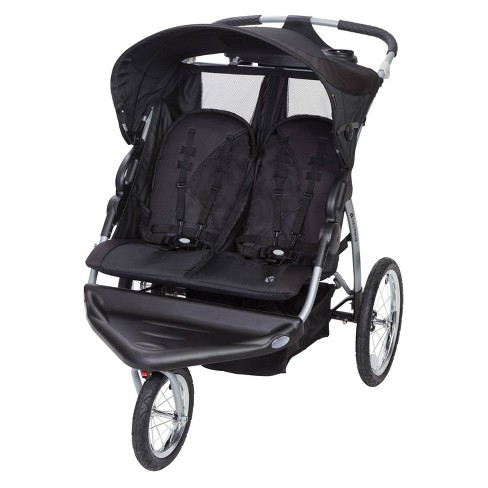 Baby Trend Expedition EX Double Jogger Stroller - Griffin - image 1 of 4
