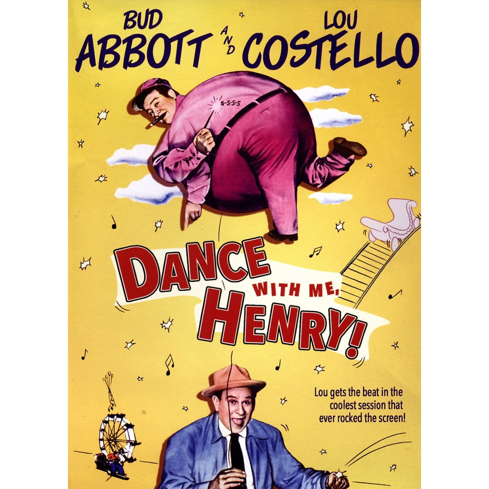 Dance With Me Henry (Dvd)