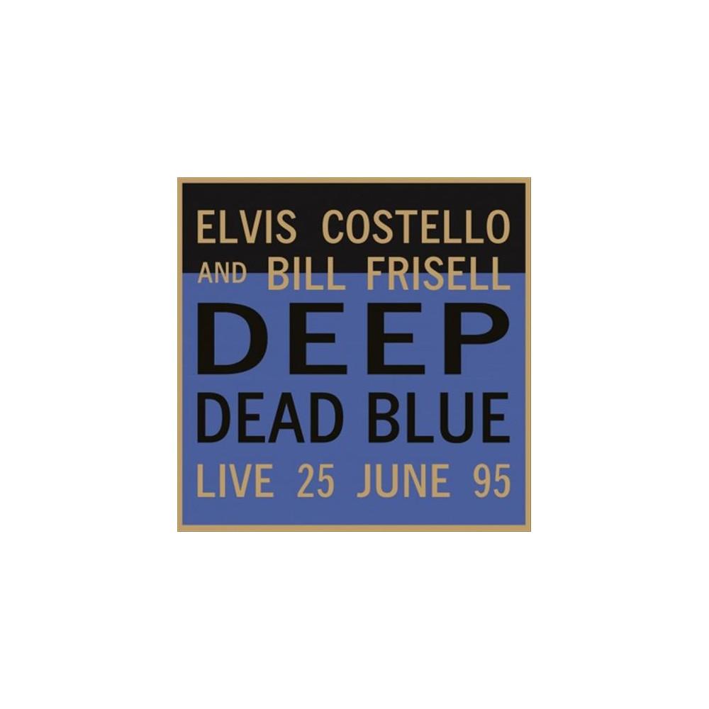 Elvis Costello - Deep Dead Blue:Live At Meltdown (Vinyl)