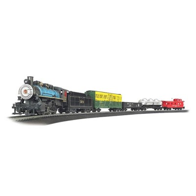 Bachmann Trains Chessie Special Coal 1:87 Ho Scale Electric Model Train Set