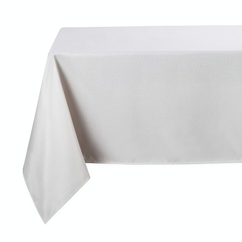 Kate Aurora Basics All Purpose Spill Proof Fabric Tablecloths - image 1 of 3