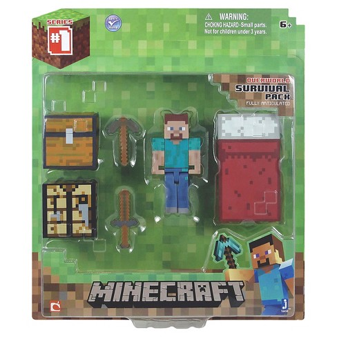 Minecraft Core Survival Pack - image 1 of 2