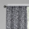 Bryton Thermaweave Blackout Curtain Panel - Eclipse - image 2 of 4