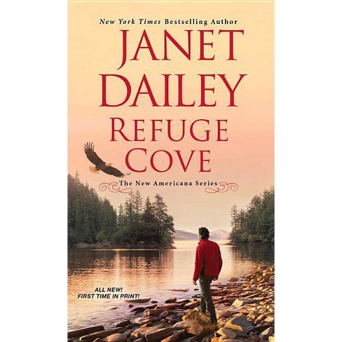 Refuge Cove by Janet Dailey (Paperback) - image 1 of 1