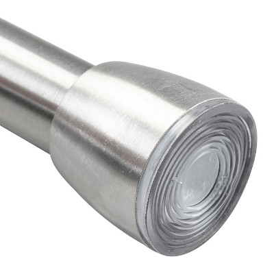 Forma Tension Stainless Steel Rod Small Silver - InterDesign