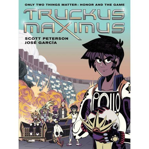 Truckus Maximus - by  Scott Peterson (Hardcover) - image 1 of 1