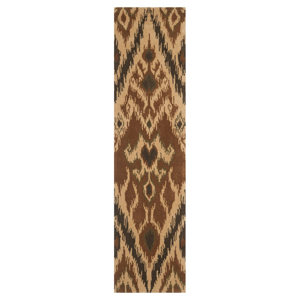 Capri Rug - Multi/Brown - (2'3X9') - Safavieh