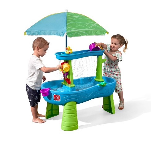 Step2 Rainy Day Water Table with Umbrella - image 1 of 22