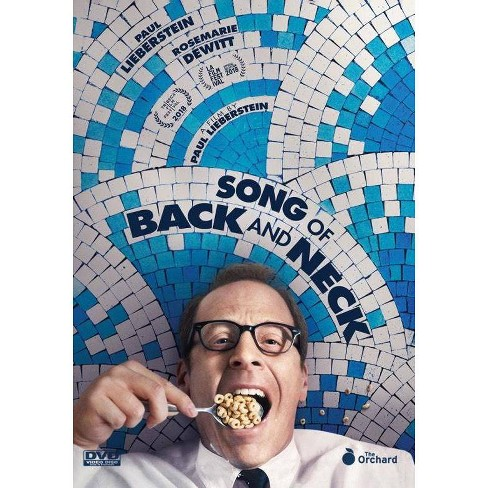 Song of Back & Neck (DVD)(2018) - image 1 of 1