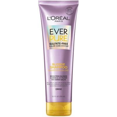 L'Oreal Paris EverPure Sulfate Free Blonde Shampoo - 8.5 fl oz