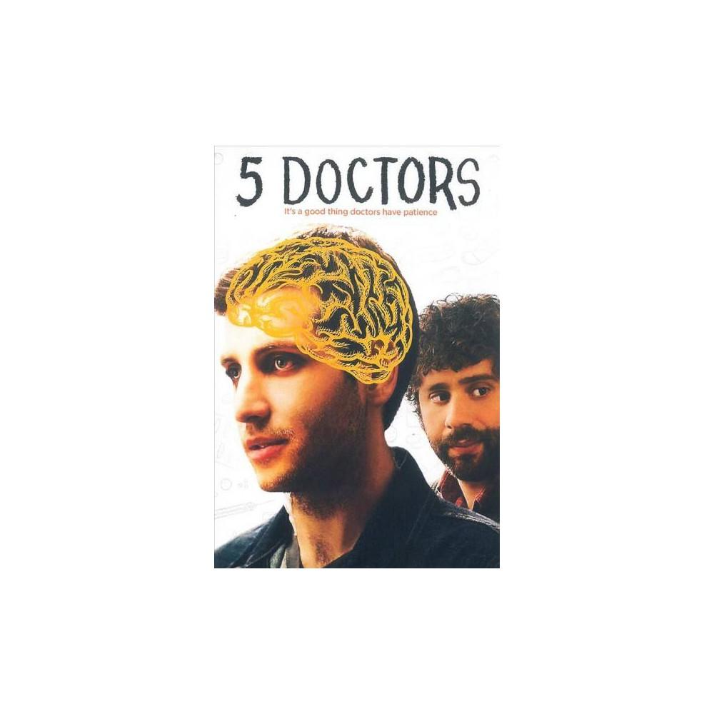 5 Doctors (Dvd), Movies