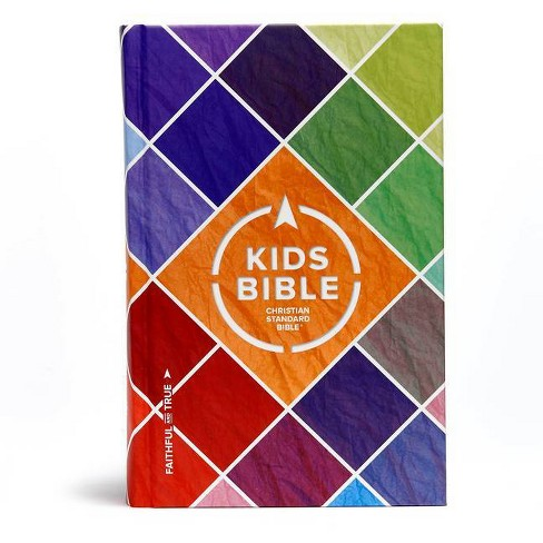 CSB Kids Bible, Hardcover - by  Csb Bibles by Holman - image 1 of 1