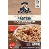 Quaker Instant Protein Maple Brown Sugar - 12.6oz - image 2 of 4