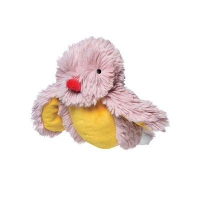 Manhattan Toy Songbird Soft Baby Activity Toy Plush Bird with Chirping Sounds