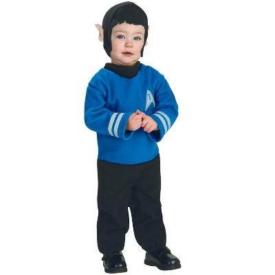 Rubies Star Trek Boys Spock Infant Costume