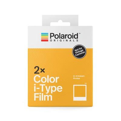 Polaroid Color Film for i-Type - 2pk