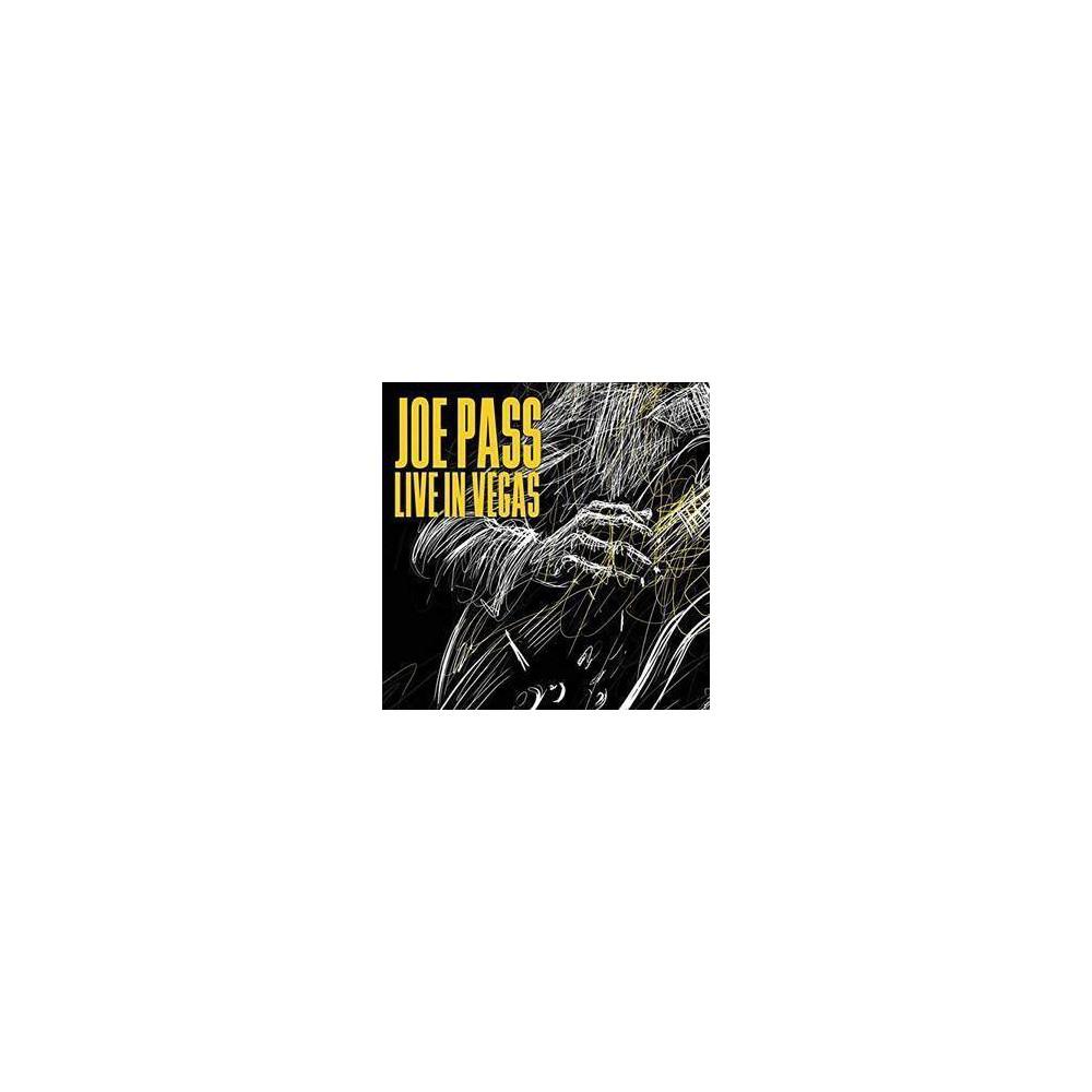 Joe Pass Live In Vegas Cd