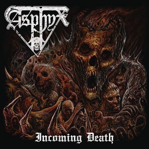Asphyx (Metal)Asphyx (Metal) - Incoming Deathincoming Death (CD) - image 1 of 1