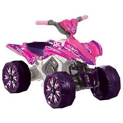 Kid Motorz 6V Xtreme Quad Powered Ride-On - Pink