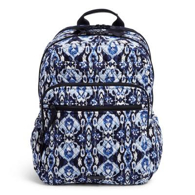 Vera Bradley Women's Cotton XL Campus Backpack