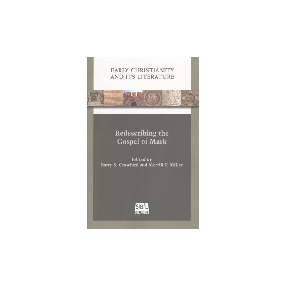 Redescribing the Gospel of Mark (Paperback)