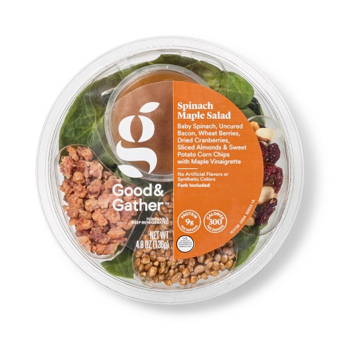 Spinach Maple Salad Bowl - 6.5oz - Good & Gather™ - image 1 of 3