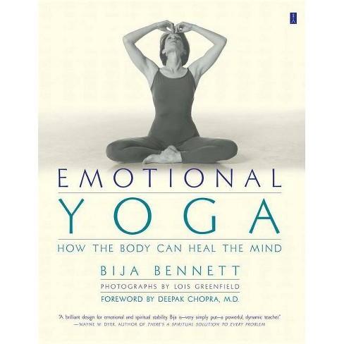 Emotional Yoga - by  Bija Bennett (Paperback) - image 1 of 1