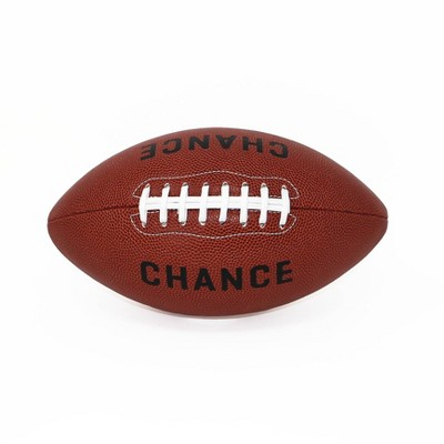 Chance - James Composite Size 9 Leather Football