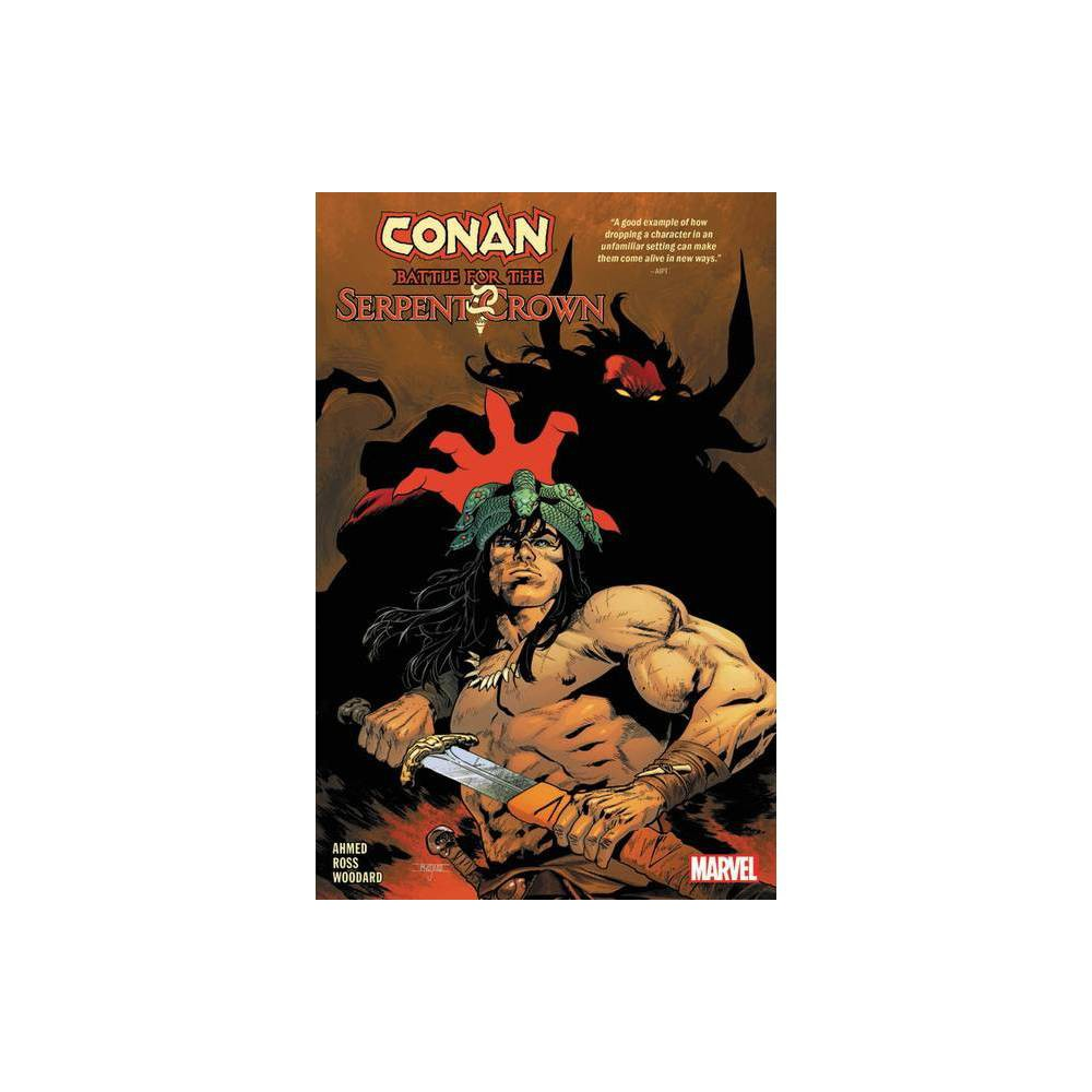 Conan Battle For The Serpent Crown Paperback
