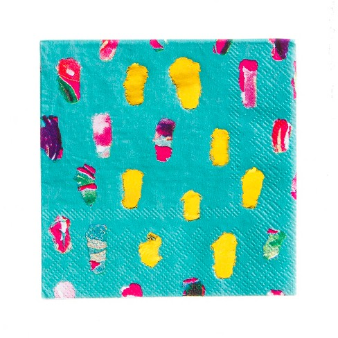 Cypress Home Boho Floral Party Paper Cocktail Napkins 20 Count Target,How To Properly Set A Table Youtube