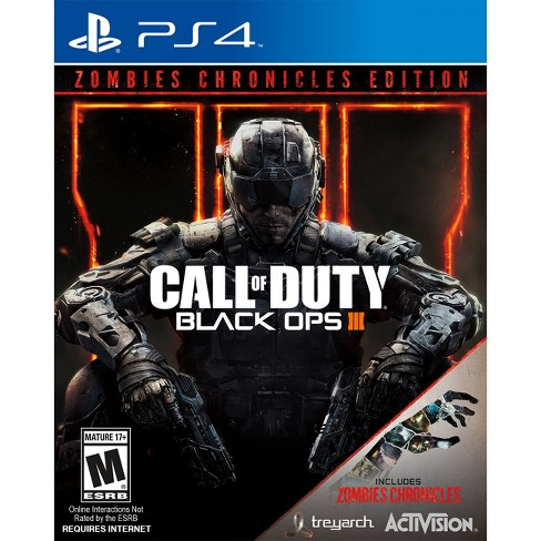 Call of Duty: Black Ops III Zombies Chronicles Edition - PlayStation 4 - image 1 of 4