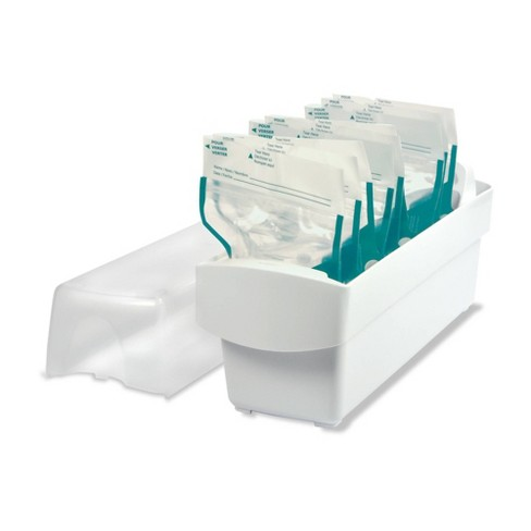 The First Years Breastflow Freezer Milk Storage Organizer - image 1 of 3