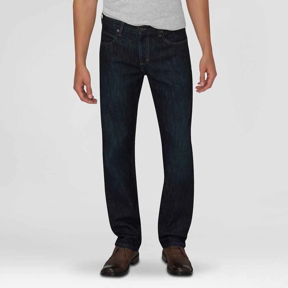 Dickies Men's Regular Fit Straight Leg 5-Pocket Jeans Dark Indigo (Blue) 36X32