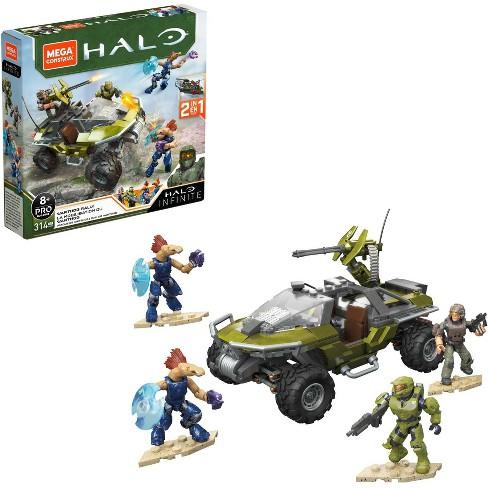 Mega Construx HALO Infinite Warthog Rally Contruction Set - image 1 of 4