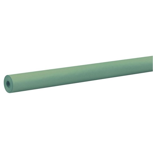 Rainbow Duo-Finish Kraft Paper Roll, 40 lb, 36 Inches x 100 Feet, Brite Green - image 1 of 1