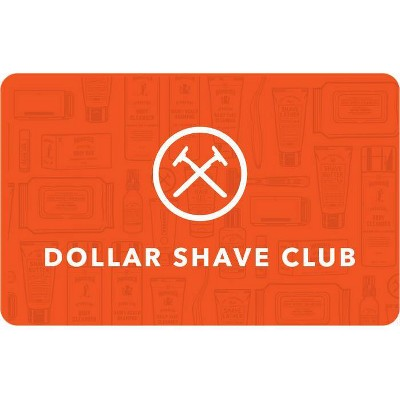Dollar Shave Club Gift Card $25 (Email Delivery)