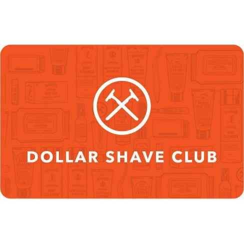 Dollar Shave Club Gift Card (Email Delivery) - image 1 of 1