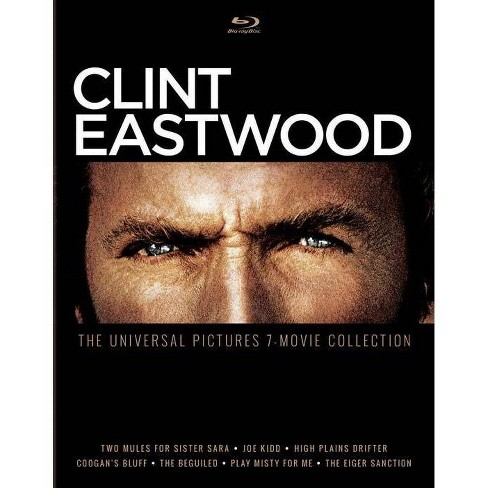 Clint Eastwood: 7-Movie Collection (Blu-ray) - image 1 of 1