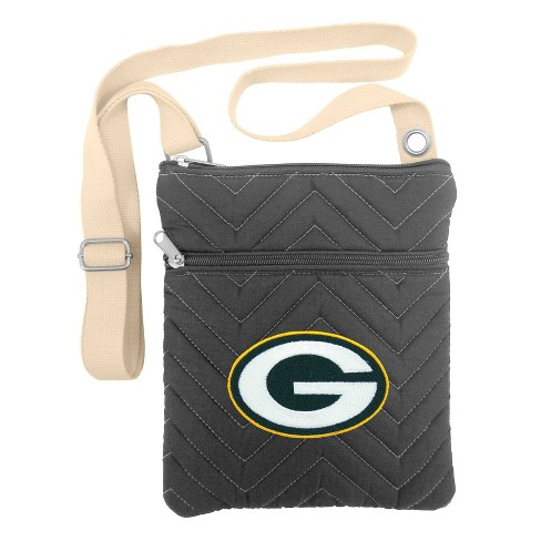 NFL Green Bay Packers Chev Stitch Cross Body - image 1 of 1