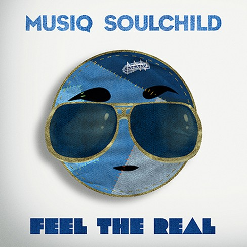 Musiq Soulchild - Feel The Real (CD) - image 1 of 1