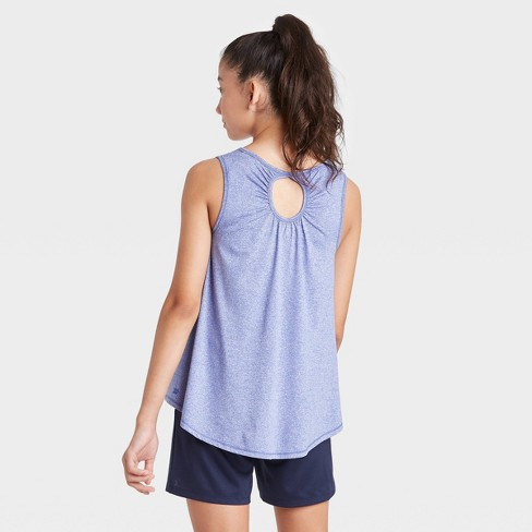 Girls' Studio Tank Top - All in Motion™ - image 1 of 4