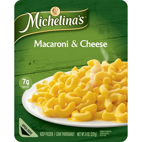 Michelina's Frozen Macaroni & Cheese - 8oz - image 1 of 3