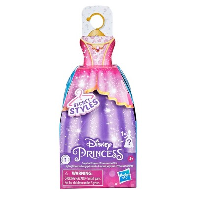 Disney Princess Secret Styles Surprise Princess