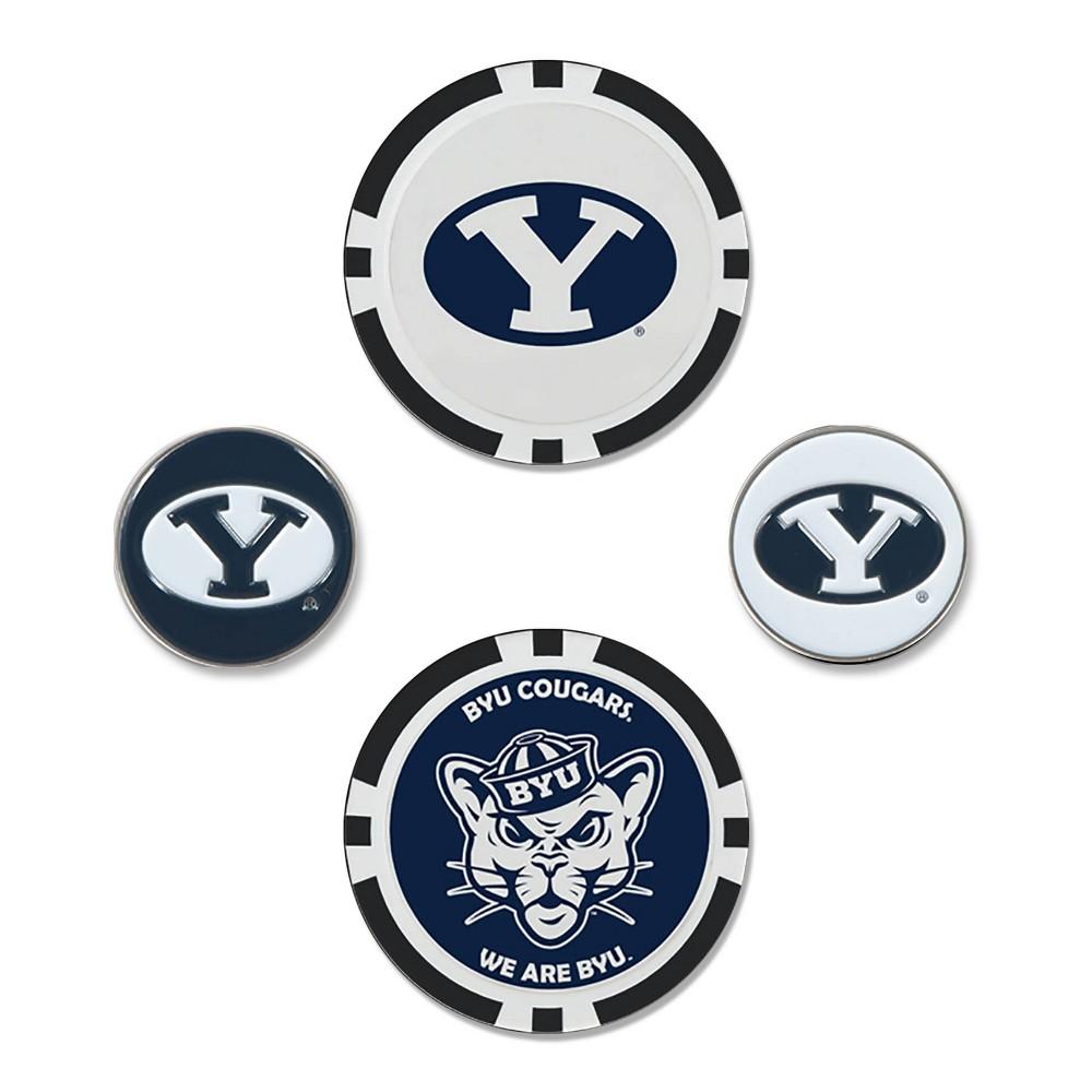 NCAA Byu Cougars Golf Ball Marker